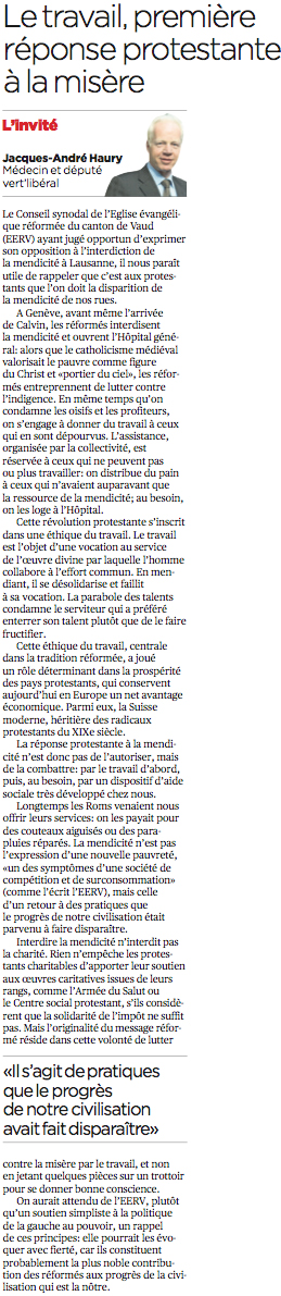 Article 24 Heures - 30.11.12